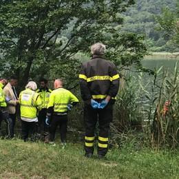 Trovato cadavere   nel lago del Segrino