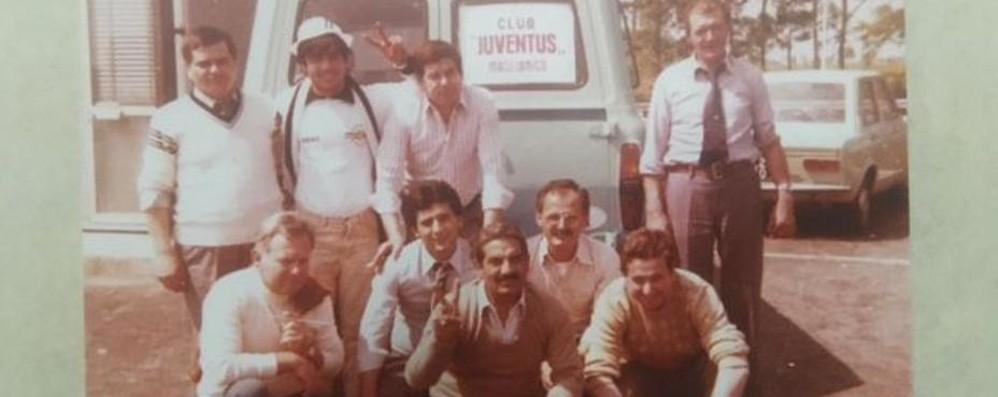 Juventus club di Maslianico  Una partita lunga cinquant'anni