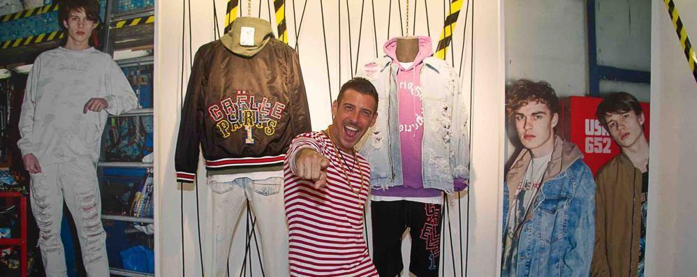 Il karma fashion di Gabbani  «Vesto casual ma d'effetto»