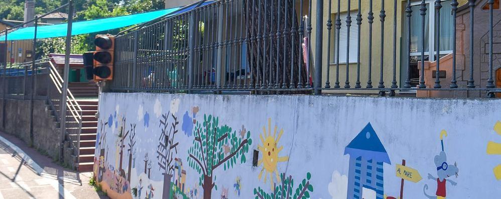 San Fermo dalla fusione 750mila euro  «Allarghiamo la materna»