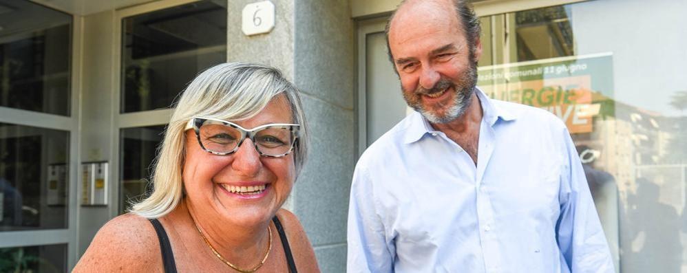 Roberta Marzorati: «Assessore se vince Traglio, lavorerò per le famiglie»