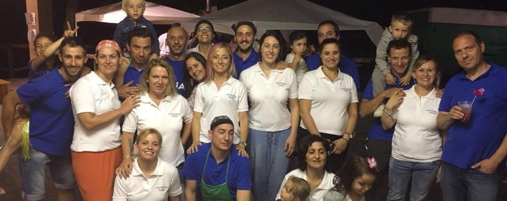 Bizzarone, un festival sul colle  Tra frescura e buona cucina