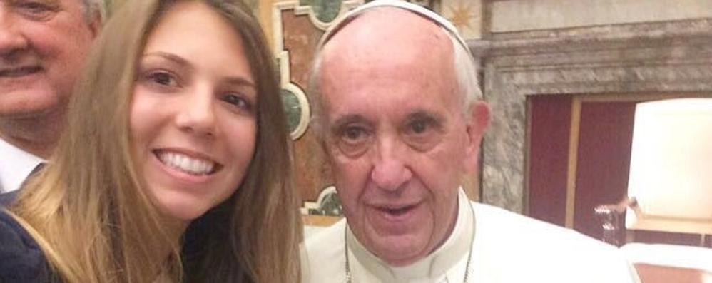 """Musumeci al """"Settecolli""""  Prima l'incontro con il Papa"""