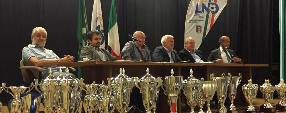 Campionati e Coppa Disciplina In passerella i club della Figc Como