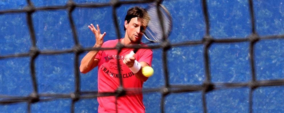 Wimbledon: Arnaboldi eliminato  al secondo turno di qualificazione
