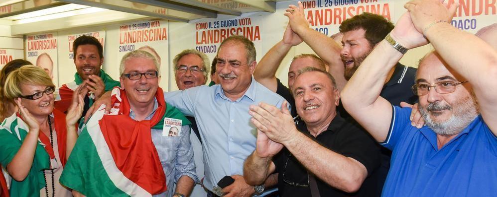 Como, scelti cinque nomi per la giunta  Ancora problemi in Forza Italia