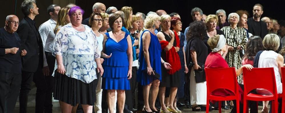 """Il """"Nabucco"""" contemporaneo  deve rifugiarsi al Sociale"""