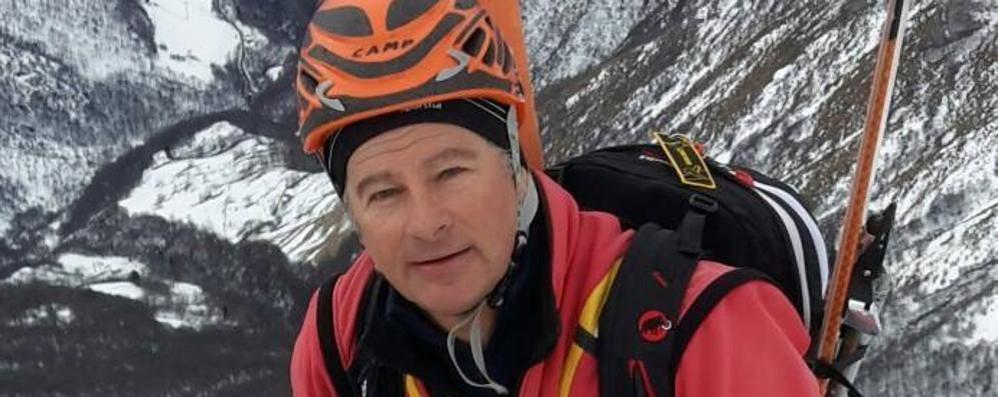 Tragedia in Valle d'Aosta Muore Gianni Beltrami