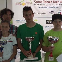 Borgato & Corrias, premiata ditta Il torneo di Carugo è un affare loro