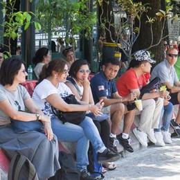 Turismo ok, 50mila persone in piazza Già battuto il record di Pasquetta