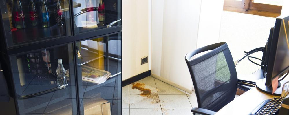 Cadorago: ladri alla Spumador  Rubata cassaforte da due quintali