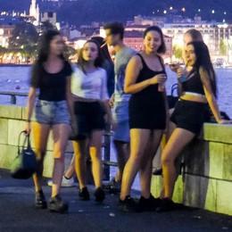 Viale Geno, proteste ma non solo  Tra i residenti la movida ha i suoi fan