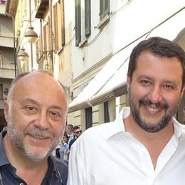 Cantù, Bizzozero: «Ma che trappola   Sono pronto a querelare Salvini»
