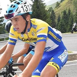 Bagioli, futuro al Team Colpack «È la squadra migliore d'Italia»