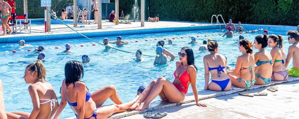Lido di Villa Olmo a rischio chiusura  Il neo assessore: «Resterà aperto»
