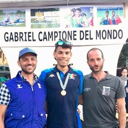 Soares, mondiale do Brasil a Bellagio  «Allenatori e striscioni: Lario casa mia»