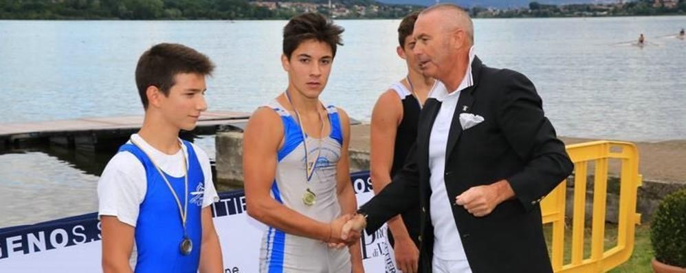 Giovani lariani scatenati  Sono 22 medaglie a Varese