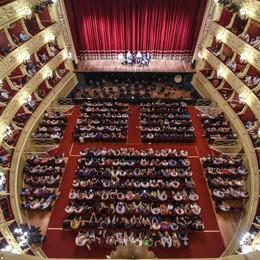 Teatro Sociale   Un milione di euro  per non chiudere