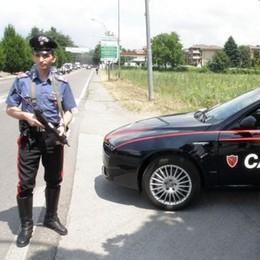 Cermenate: colpo al discount Pistola in pugno, bottino 500 euro