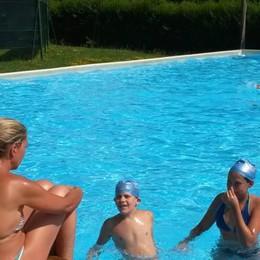 Olgiate, riaperta la piscina  La sfida del sindaco