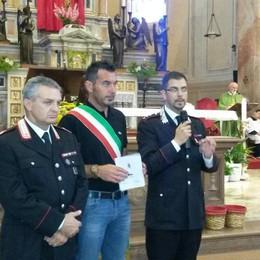 """Olgiate, """"predica"""" dei carabinieri  «Ecco cosa fare contro i truffatori»"""