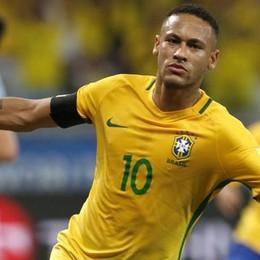 Neymar e il vero  valore del genio