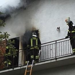 Ponna, fulmine centra casa sul Tellero  Gravi danni a due appartamenti