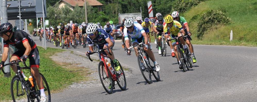 Terza tappa Giro della Brianza  Esultano Marini e Dementyev