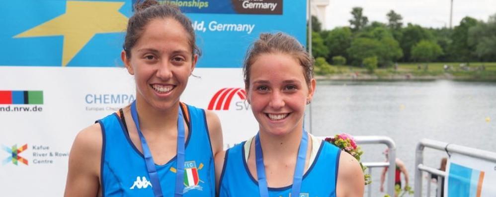 """Mondiali juniores in Lituania  Quattro comasche """"azzurre"""""""