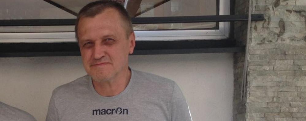 Bolshakov ha già le idee chiare  «La mia Cantù è da 5°-6° posto»