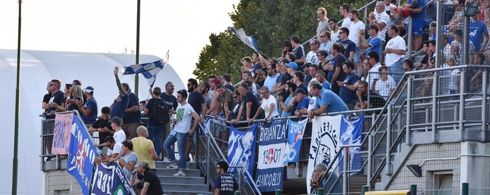 Coppa Italia, c'è la Pro Patria  Domenica a Carate Brianza