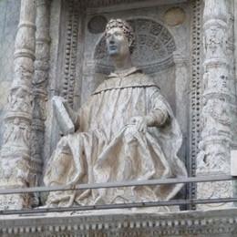 """Il cranio del comasco Plinio il Vecchio  """"dimenticato"""" in un museo a Roma"""