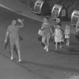 Rifiuti, altri furbetti a Mozzate  Adesso salutano le telecamere