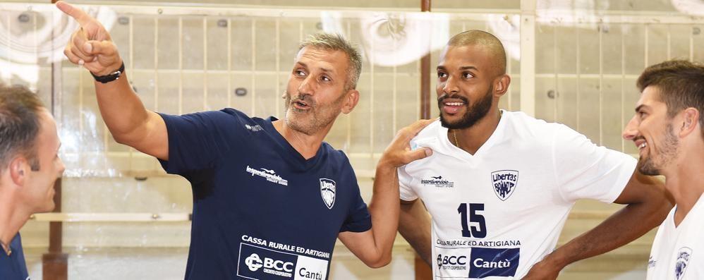 Pool Libertas Cantù, primo test Bergamo non fa sconti: è un 4-0