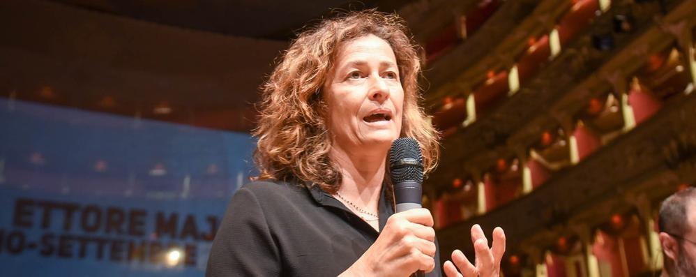 La promessa di Barbara Minghetti   «Ci sarò sempre per il Sociale»