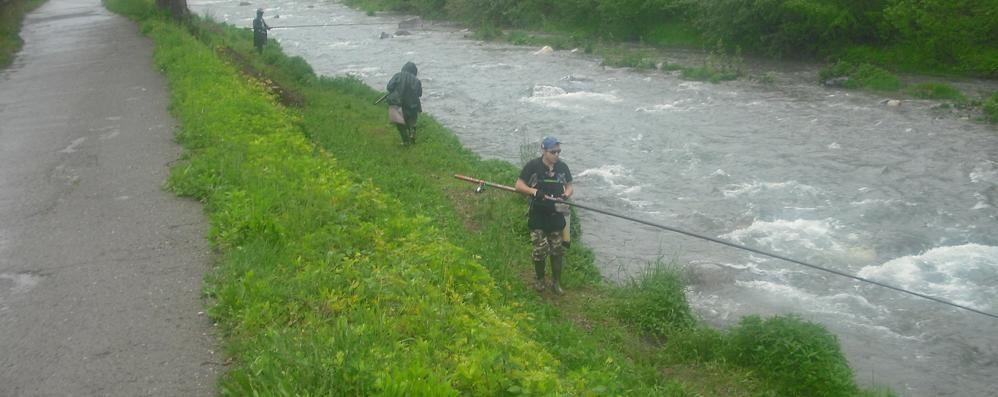 «Non siamo più padroni dei fiumi»  San Nazzaro alla guerra dell'acqua