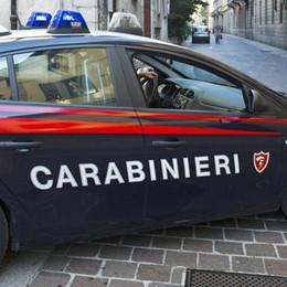 Botte alla convivente  Arrestato dai carabinieri