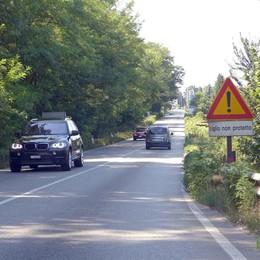 Lambrugo, ok al cantiere dopo anni  «La Como-Bergamo sarà più sicura»