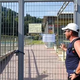 Lido di Villa Olmo, c'è la firma: «Riapre a Ferragosto»