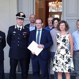 Tenenza dei carabinieri a Mariano  Patto tra i Comuni per l'ex Magistri