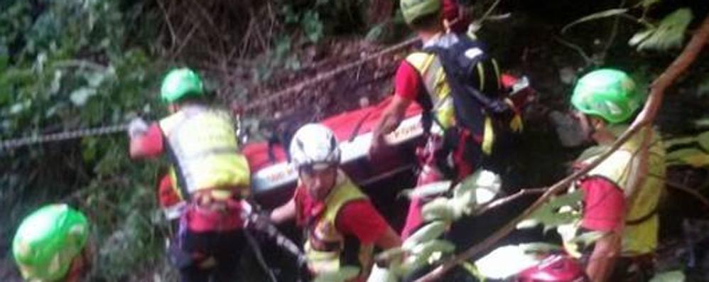Insegnante di Ponte Lambro  muore mentre cerca funghi