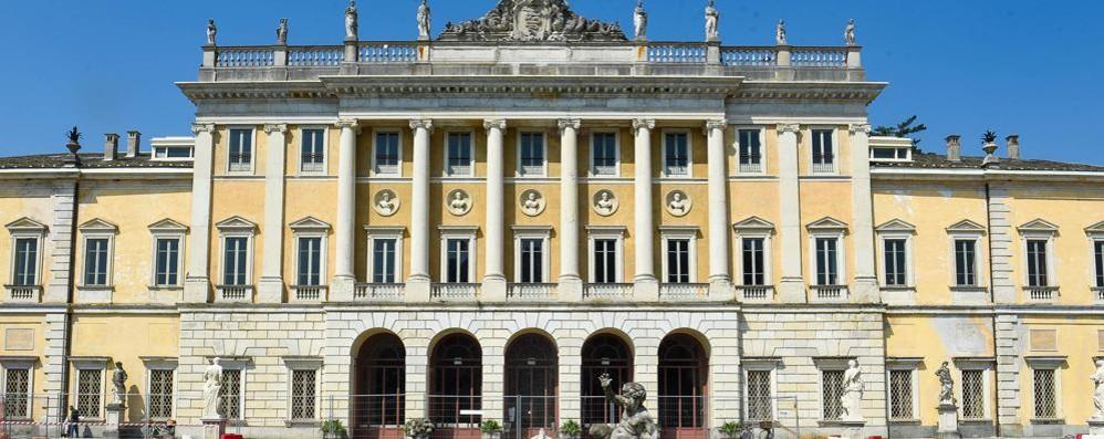 «Una fondazione per gestire Villa Olmo»
