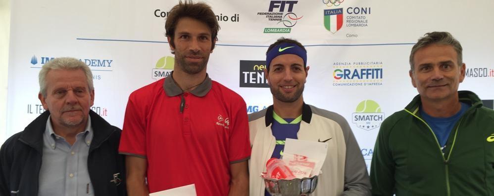 Como Tour, tappa a Faloppio In trionfo Poletti e Rotteglia
