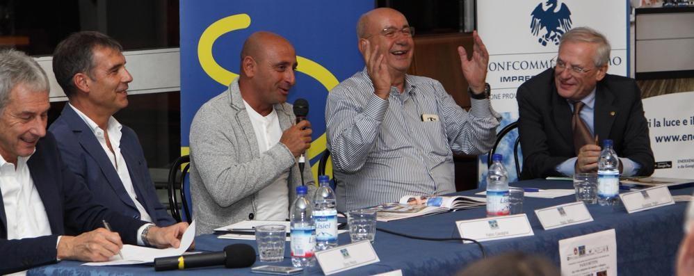 Bettini: «Firmerei  per il Lombardia qui»