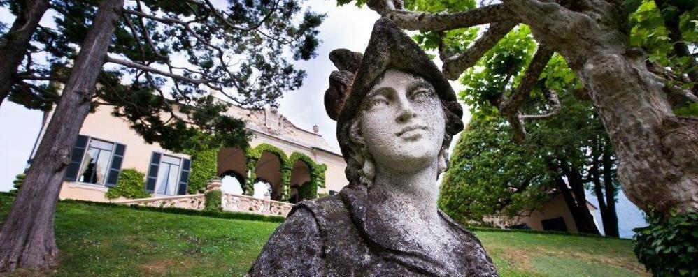 Tremezzina: di record in record  «Nessuna villa Fai   come il Balbianello»