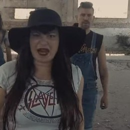 Cantù, il rock agricolo non si ferma  Nuovo video degli Iron Mais