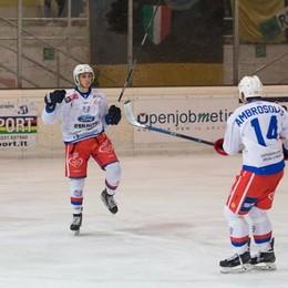 Hockey Como è ko nel derby E domani si va subito a Egna