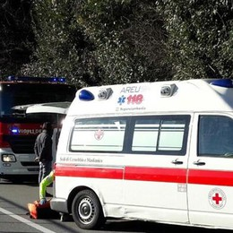 Pianello, Pigra e Cernobbio  Incidenti a raffica sulle strade
