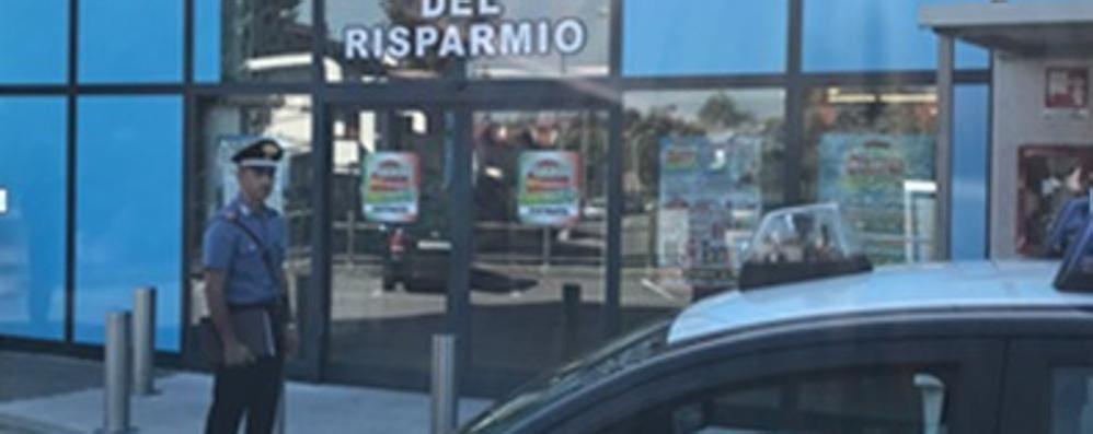 Rapine a Carugo e Cermenate  Arrestati due uomini