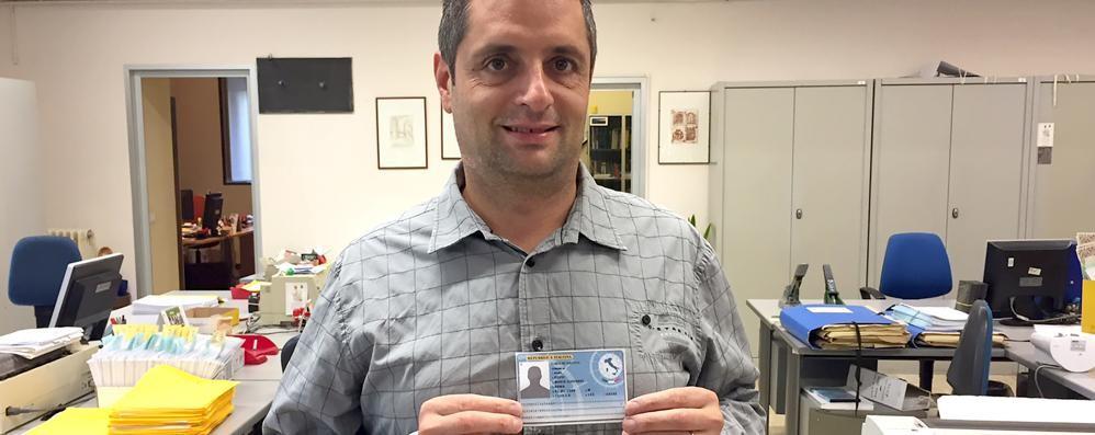 Carta d'identità elettronica  In arrivo anche a Erba